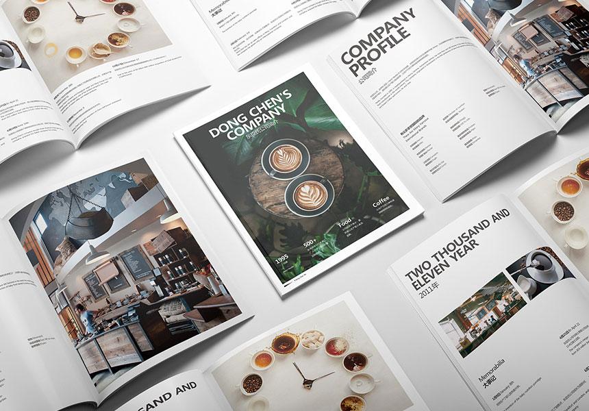 揭秘印刷厂免费设计企业画册的原因!制作企业画册的流程!